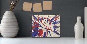 USA Abstract Art