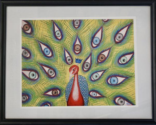 Influencer 1215 Art by Vee
