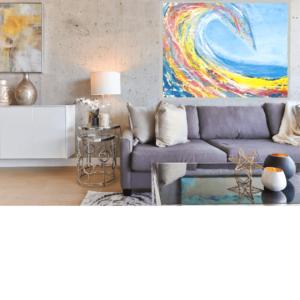 Nakedwalls art gallery surf